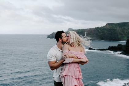 Lahaina Adventure Session with Jess + Josh in Maui, HI
