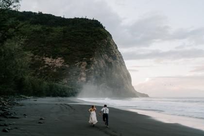 The Best Big Island Wedding Venue for a Hawaii Elopement