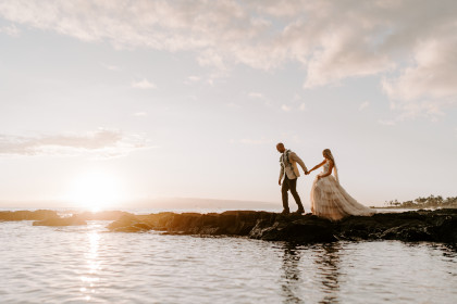 Oceanfront Wedding Venue in Kona, Hawaii | Papa Kona