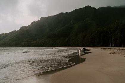 Elope in Hawaii | Oahu Adventure Elopement