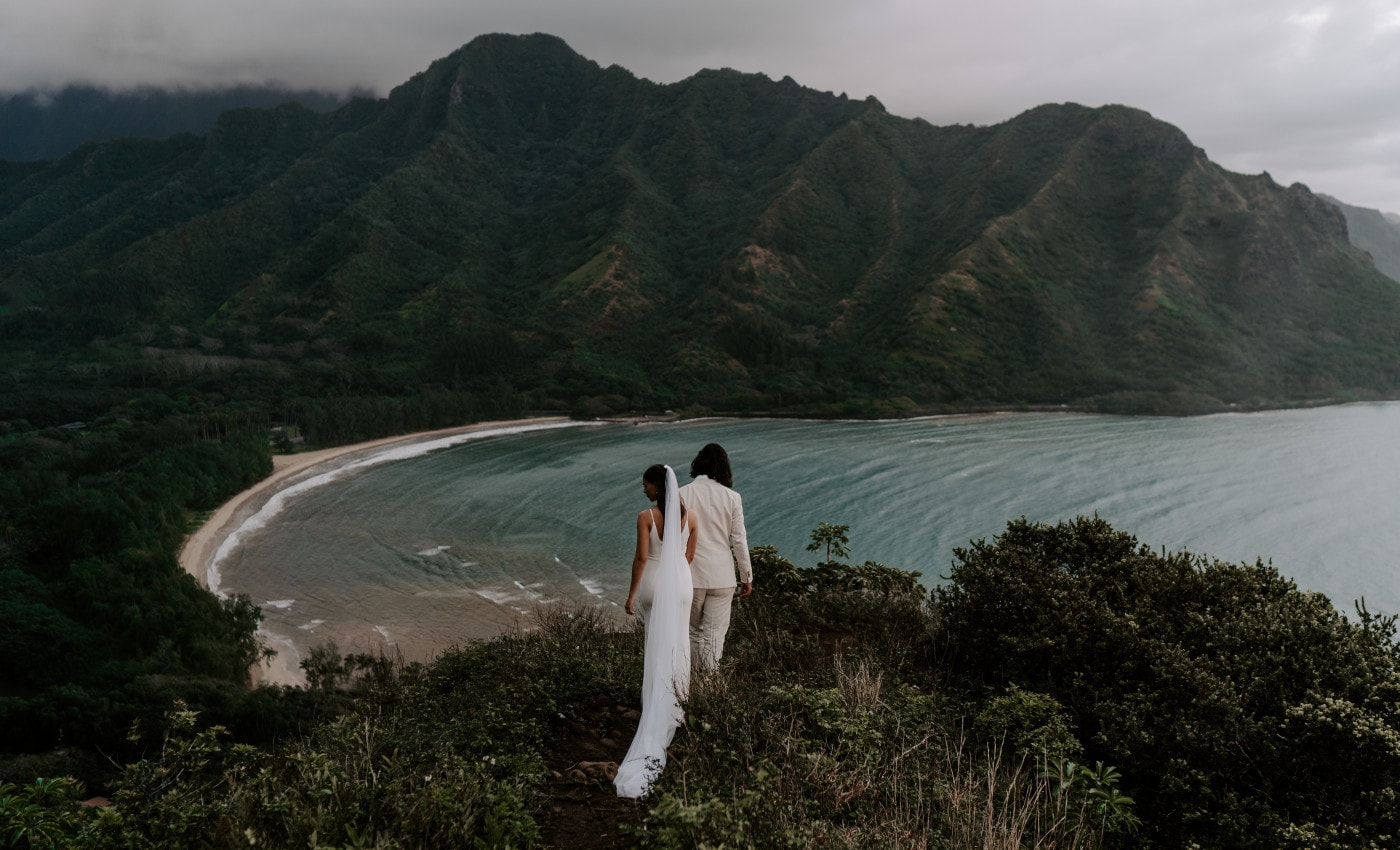 Crouching Lion Hike for Your Elopement