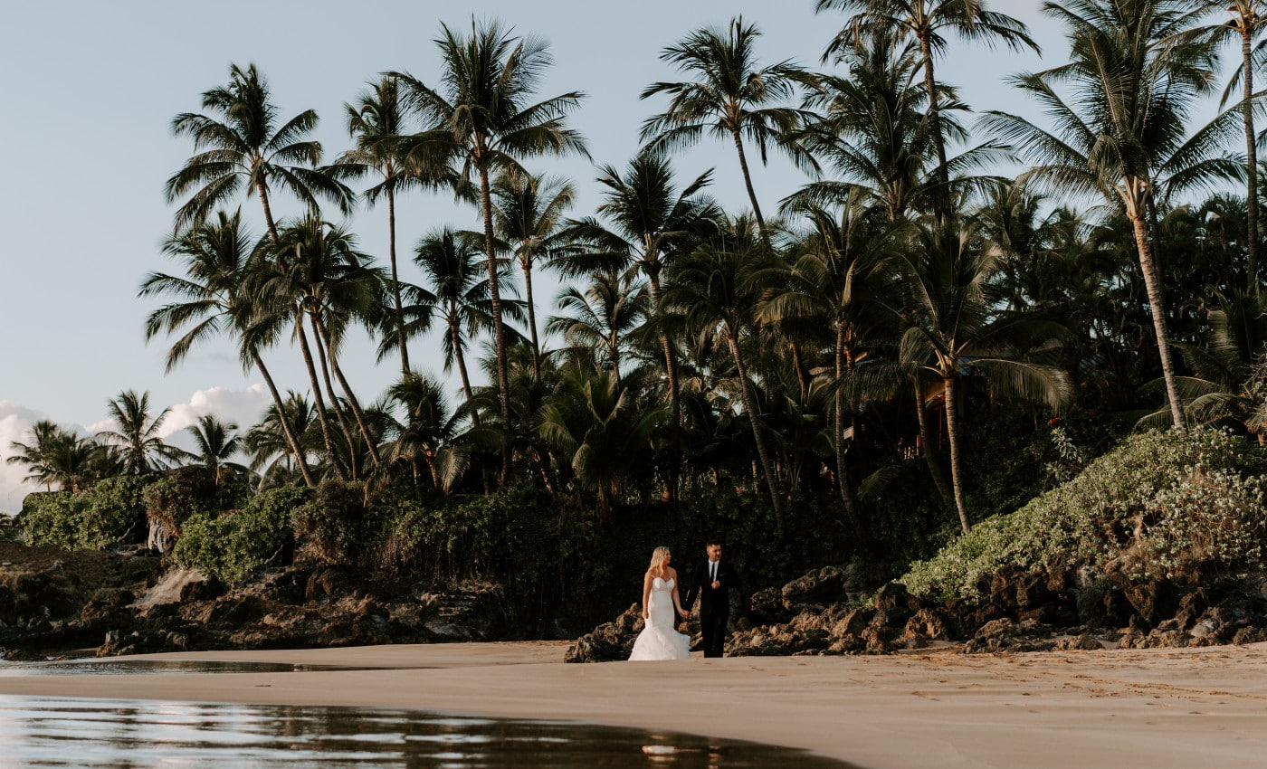 Best Beaches on Maui For Your Elopement Ceremony