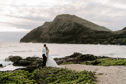 Oahu Adventure Session with Neil and Madison