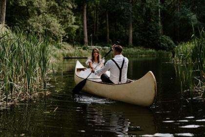 Bridal Veil Lakes Wedding in Portland, Oregon