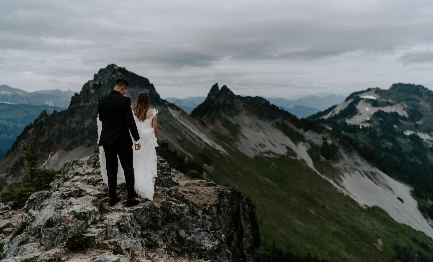Washington Elopement at Mount Rainier