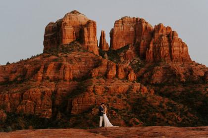Desert Elopement in Sedona, Arizona